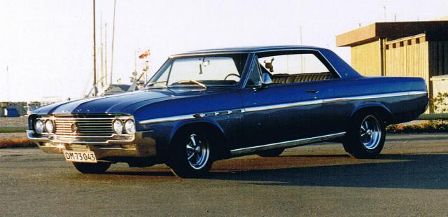1964 Buick Skylark Sport Coupé - custommade with 1965 Skylark ...
