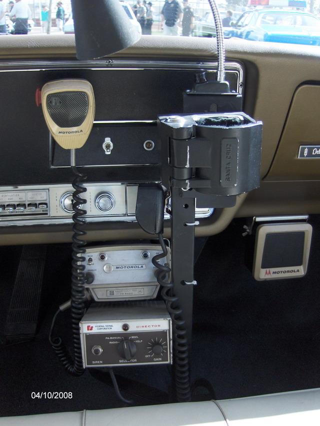 1967 Olds Isp Cruiser