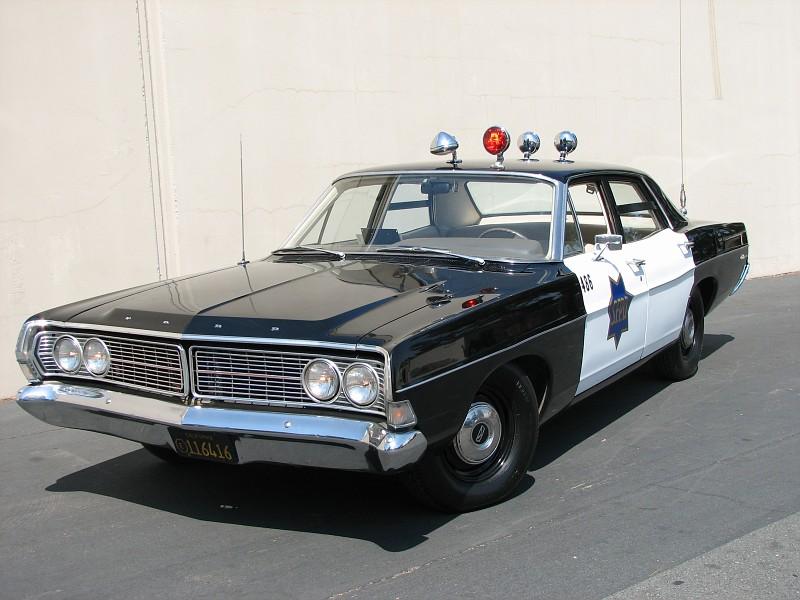 Image Gallery Sfpd Vehicle 1970