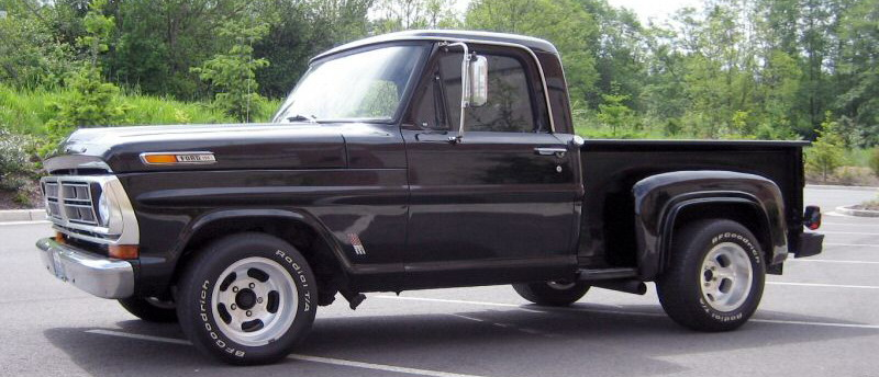 Ford F100 Stepside Html Autos Post