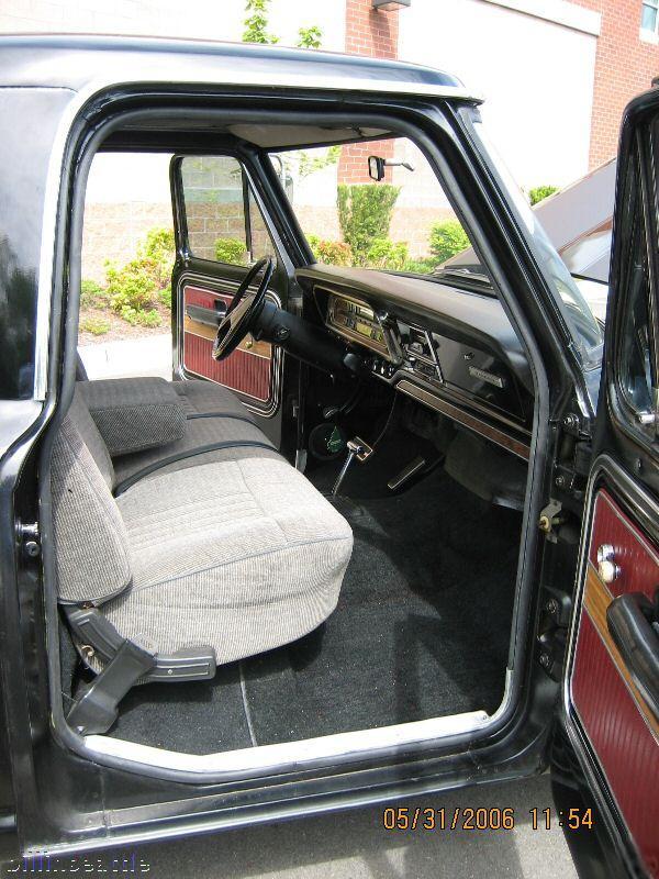 1970 Ford F 100 Stepside