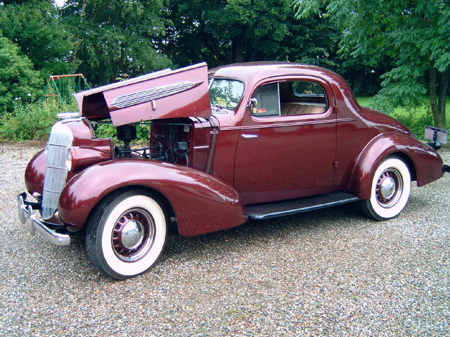 1935 olds coupe 3 autos post for 1935 3 window coupe