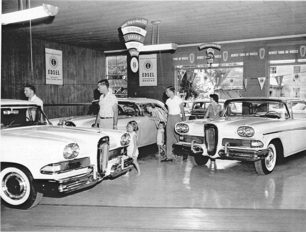 Vintage Dealerships