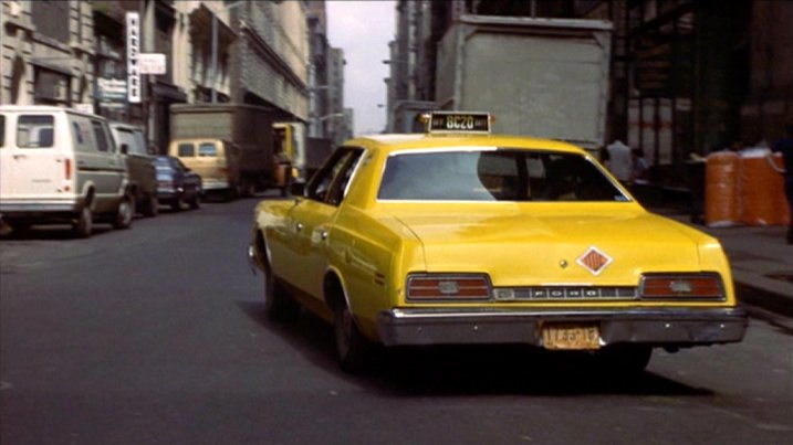 73 ford custom 500 -taxi driver