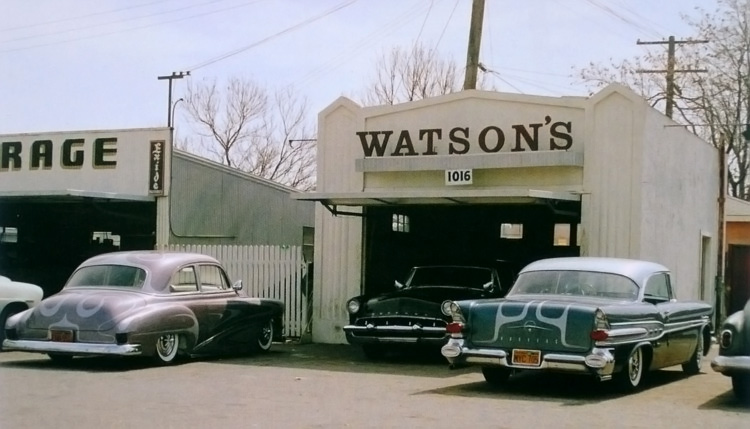 Watsons House of Style i Bellflower, CA