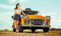 NYC Taxi Photoshoot – Kenneth Lundgreen