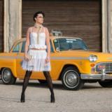 NYC Taxi Photoshoot – Evan Hemmingsen