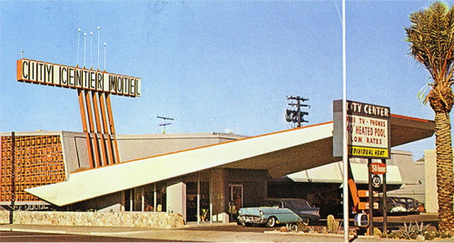City Center Motel Phoenix AZ