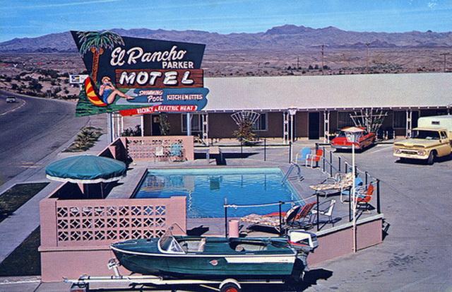 El Rancho Parker Motel Parker AZ