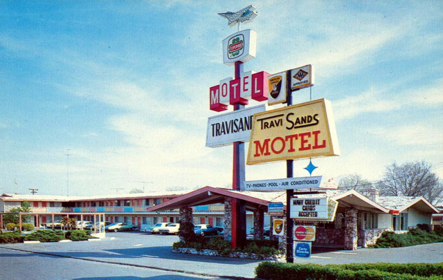 TraviSands Motel - Fairfield, California