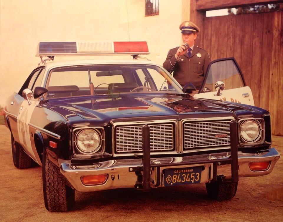 1975 Dodge Coronet - CHP Cruiser
