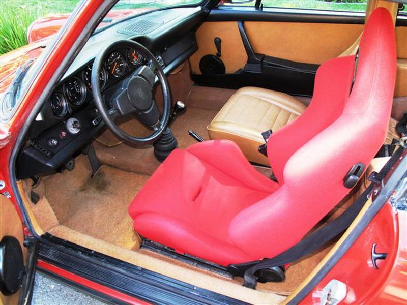 Rimelig fin kabine - Men sædet skal skiftes ud