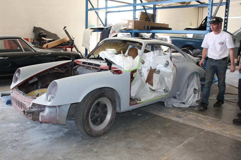 En dybt skuffet Porsche ejer