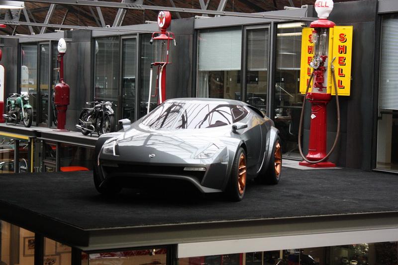 Bygget af engelske Fenomenon. Motor fra Ferrari 360