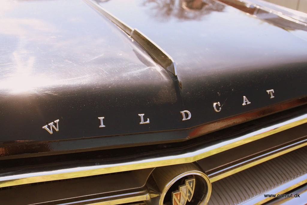 Buick Wildcat som har været i slagsmål ?