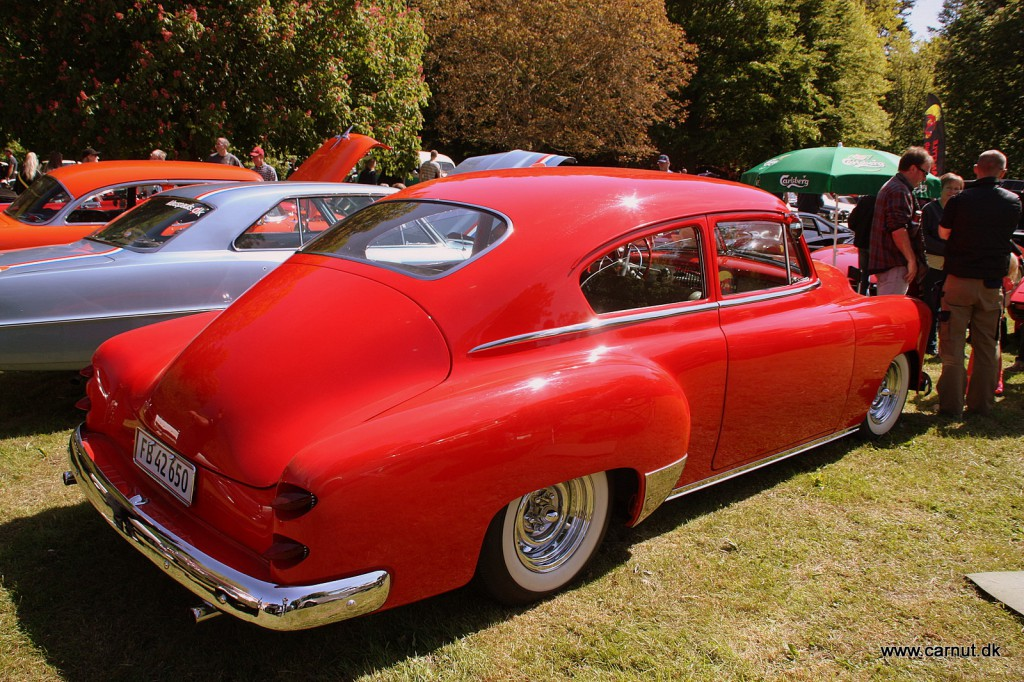 En gammel kending - Denne 1951 Chevy tog jeg hjem for år tilbage