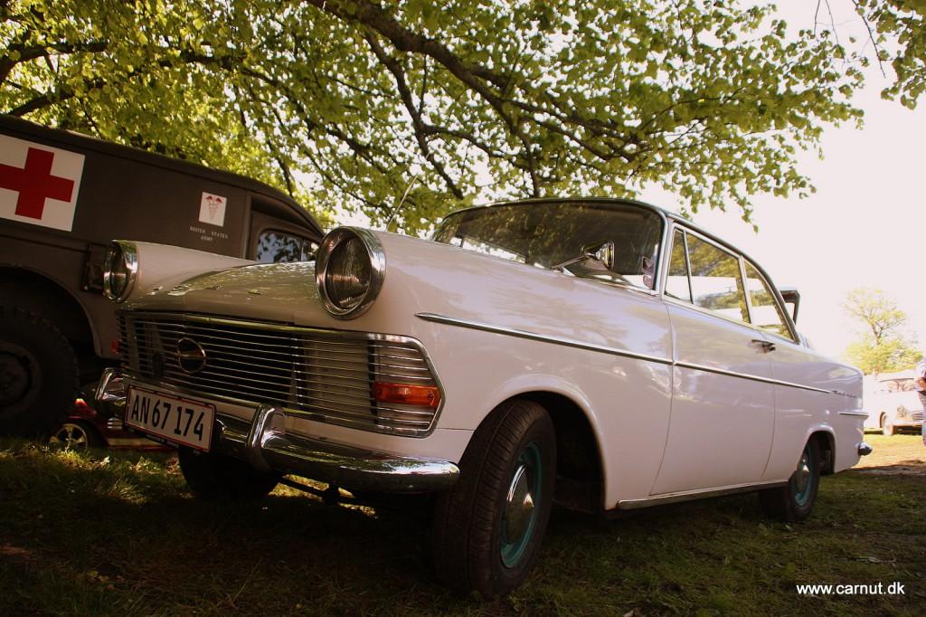 En mini Chevrolet i form af en Opel Coupé