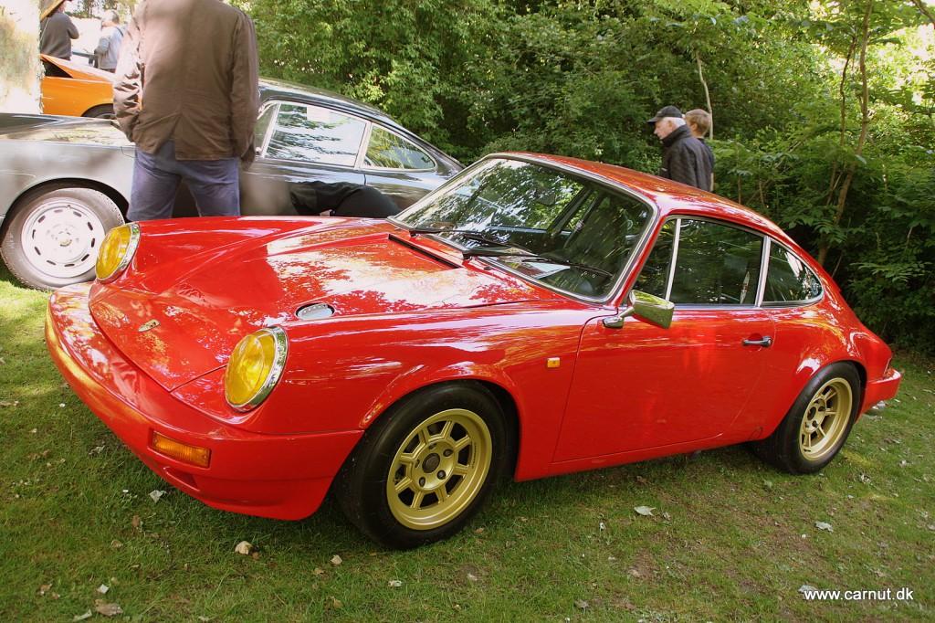 Flot, flot Porsche på Group 4 fælge.