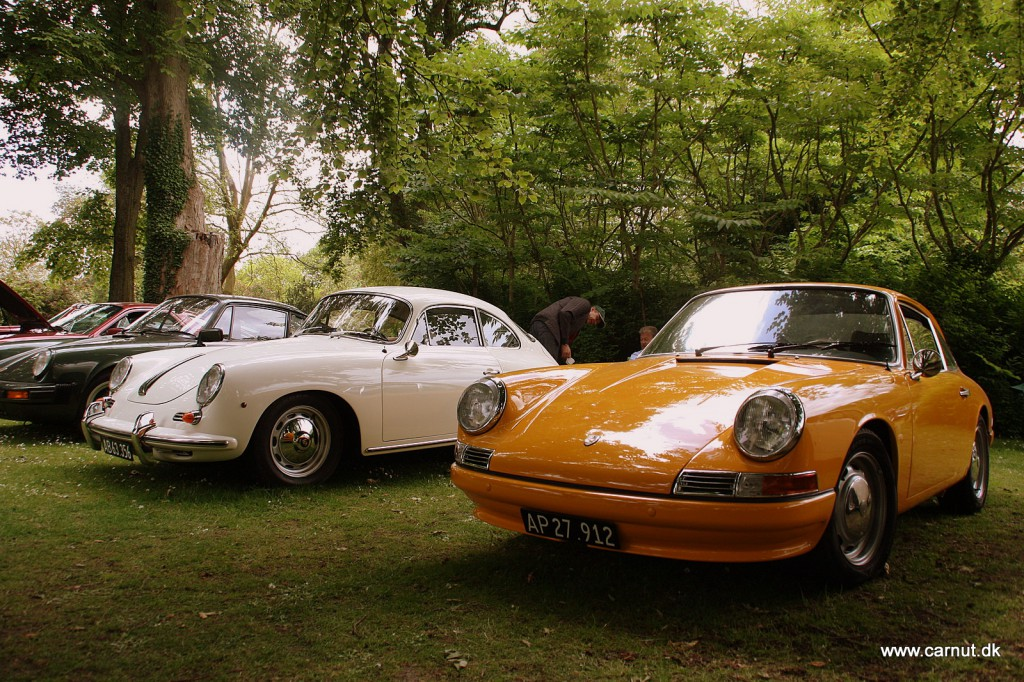 Porsche 912 og Porsche 356