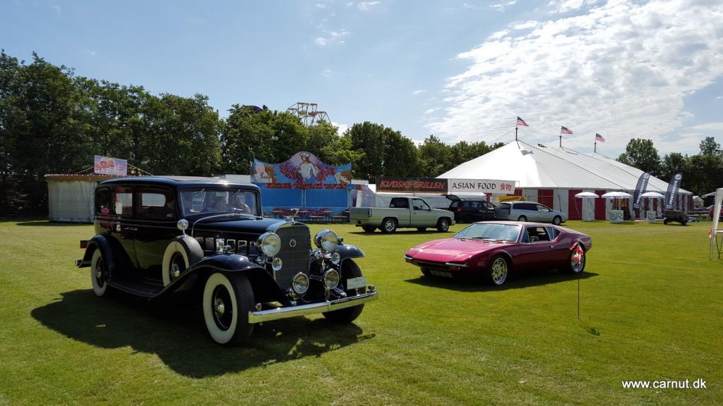 1932 Cadillac - Nyimporteret til DK
