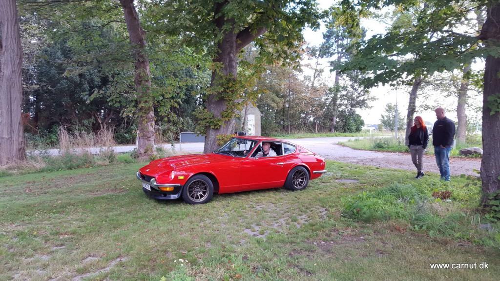 6. bile er Marc's nyindkøbte 1971 Datsun 240Z