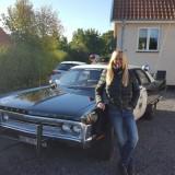 Besøg fra Bryggen