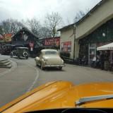 Veteranbiler på Bakken