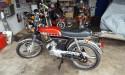 1979 Yamaha FS1 DX – Del 2