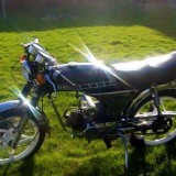 "1979 Yamaha ""Bullitt Edition"""