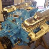 Renovering af motor – 1973 Dodge CHP